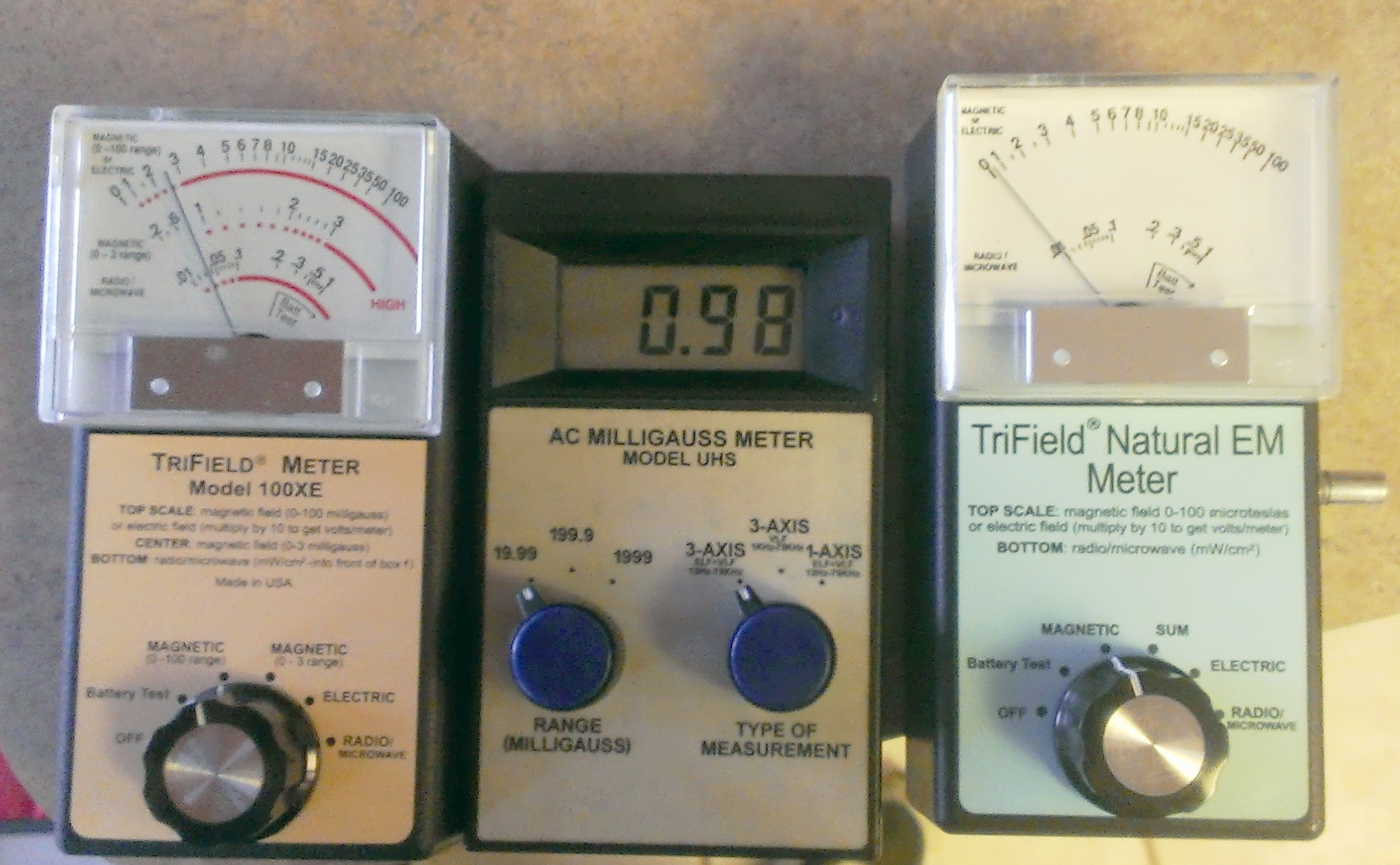 Using the Wrong EMF Meter for Home Inspections: A Case Study in