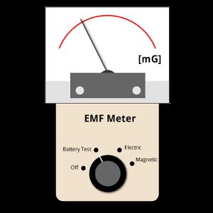 EMF Meter Phone Apps Safety Magnetic Field | Commercial EMF - Radon ...