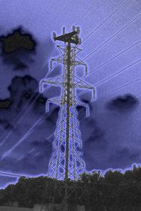 Powerline EMF Safe Distance Cell Phone RF Radiation Surveys
